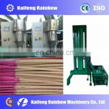 automatic tower cone incense machine/ incense stick making machine in thailand