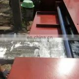 Environmental protection aluminium foil and copper pipe separating radiator crusher recycle machine