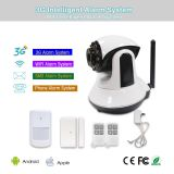 wifi gsm/3g camera home wireless 88 alarm system BL-E800A work with 3g sim card data