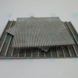 SS 304 Flat wedge wire johnson screen panel