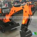 best selling mini digger 800kg garden mini excavator
