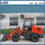 0.8ton mini farm equipment wheel loader hot sale in Norway                                                                         Quality Choice