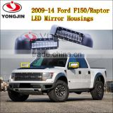 Mobile accessories ABS rear view mirror with signal light for Ford Raptor F150
