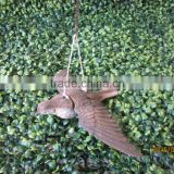 plastic hunting flying bird decoy