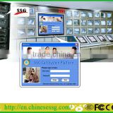 SSG factory burglar alarm & video surveillance central monitoring station,best solution for security company