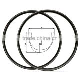 mtb bike carbon asymmetric rims 29er 24mm depth 30mm width supper light weight tubeless offset mtb bike rim