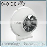 Energy saving circular Inline Duct Fan with inline fan blower