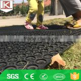 Workshop top value shock proof gym rubber bar mat