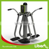 Liben High Quality Park Customized Commercial Outdoor Playground Gym Equipment Double Splits Machine