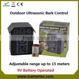 UL10 outdoor ultrasonic dog repeller