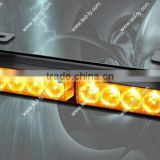 "9.5"" LED Strobe Light Bar Super High Intensity LED Traffic Advising Emergency Strobe Lights"
