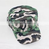 MTH001M Hotsale acrylic camo sport hat New men outdoor military tactical cap