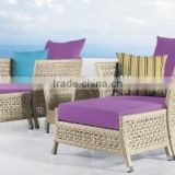 Leisure rattan outdoor furniture bistro set                                                                         Quality Choice