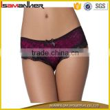 Women sexy lingerie hipster underwear lady sexy open backless panties                                                                         Quality Choice
