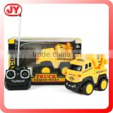 Funny china supplier toy radio control truck toy for kids
