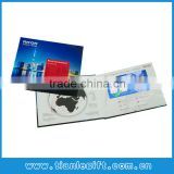 Customized Theme and Promotional material,marketing tool Use Video TV a card video brochure