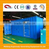 CE approved Water cooled reefer container generator with best price