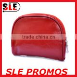High Quality Leather Cosmetic Bags PU Leather Make Up Bag Leather Make Up Bag