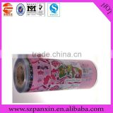 laminated plastic food packaging cellulose film
