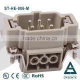 ST- HE series brass wire terminal connectors screw type terminal crimp for heavy duty connectors