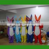 Guangzhou lovely rabbit costumes,Mascots Costumes Cartoon H10-0204