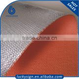 Popular selling fire wall barriers fiberglass cloth, coated aluminum foil fiberglass cloth roll manufacturer
