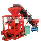 prodruct QTJ4-26 hydraulic concrete block making machine,concrete machien