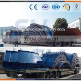 Sincola Used cement silo supply in China