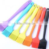 Barbecue accessories Silicone Baking Bakeware Bread Cook Pastry Oil BBQ Basting Brush Utensil Cake Batter Spatula Scraper
