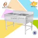 china factory used commercial stainless steel kitchen sinks for sale