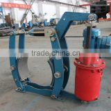 winch used electric hydraulic brake system