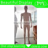 Cheap Price Plastic Male Mannequin Clothes Model