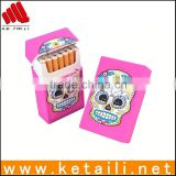 Hotselling Product silicone cigarette case cigarette display case                                                                         Quality Choice