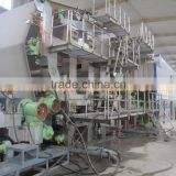 Turnkey Project Shandong Xinhe 1200mm Kraft paperboard production line with CE & SGS