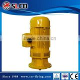 WB series micro cycloid gear reducer aluminium gearbox housing for concrete mixer gearbox