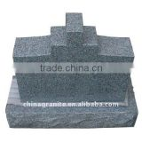 factory price granite monument grey tombstone                                                                                                         Supplier's Choice