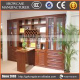 Supply all kinds of boutique showcase,wooden display showcase,bakery refrigerator showcase