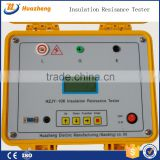 10kv Megger / Insulation Resistance Tester Supplier in China