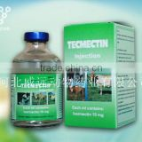 Ivermectin anthelmintic injection for poultry use