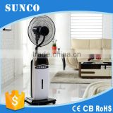 handheld price mist fan cooling fan water mist fan with LCD display                                                                         Quality Choice