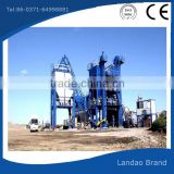 advanced product 320t/h hot selling fixed cold bin asphalt plant,asphalt mixing plant machinery