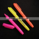 School supply Creative candy color large capacity highlighter marker highlighter, graffiti highlighter