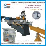 Gypsum board ceiling steel furring channel making machine c u z omega channel roll forming machine
