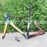 New producing carbon road frame,good appearance 795 carbon road bike frame carbon road bicycle frame