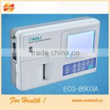 good quality portable ecg monitor, good quality portable ecg machine, high quality portable ecg monitor