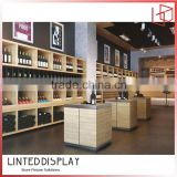High-end Wooden Wine Cabinet/Wall Wooden Wine Cabinet