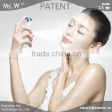 Unique patened Ms.W Brand Mini Electric Nano Facial Sprayer/Deep Moisturizing Water Mist Facial Steamer
