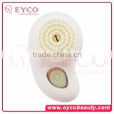 Christmas gift electric sonic silicone facial pore cleansing mask brush heads manufacturers