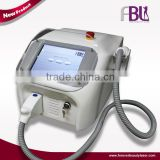 Big Power Laser Diode 808nm portable diode laser hair removal with factory price--DIDO-II