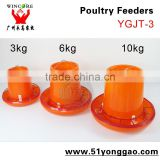 10 kg 9 kg 6 kg Automatic Poultry feeders